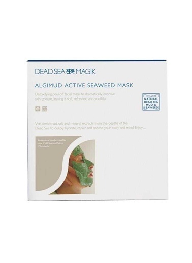 Dead Sea Spa Magik DEAD SEA Algimud Facial Mask 25 GR Renksiz